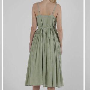| ASOS | wrap dress. Size 4.